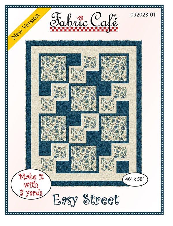 3-Yard Quilt Pattern - Easy Street