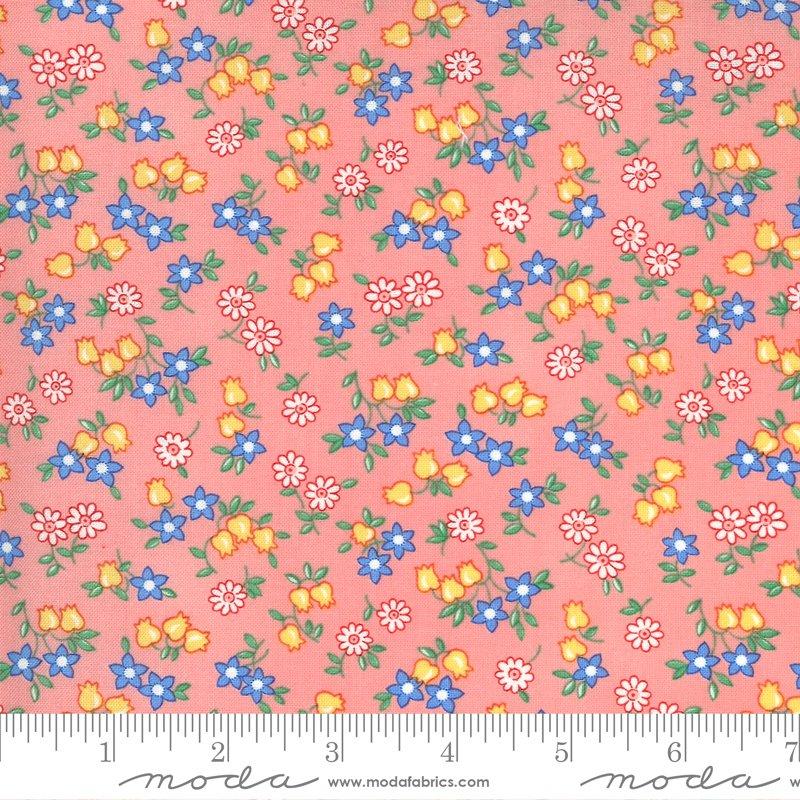 30s Playtime - Posie Party Floral - Petal
