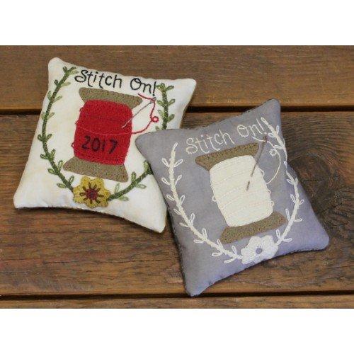 Stitch On Kit - Red