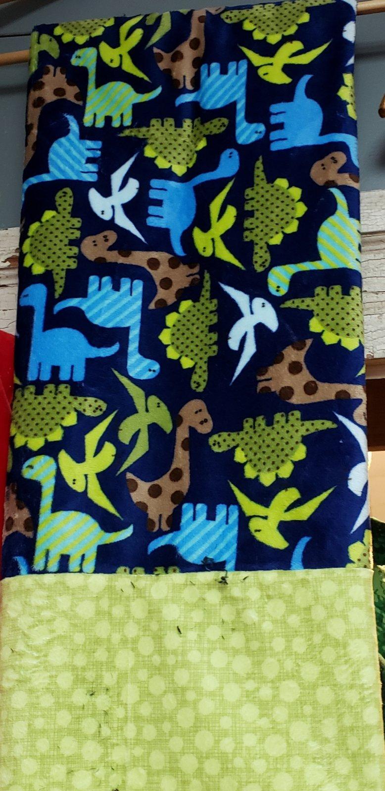 Cuddle Pillowcase Kit - Dinomite