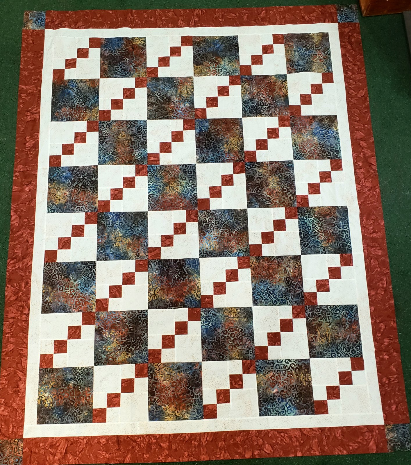 Fast & Fun 3-Yard Quilts Kit