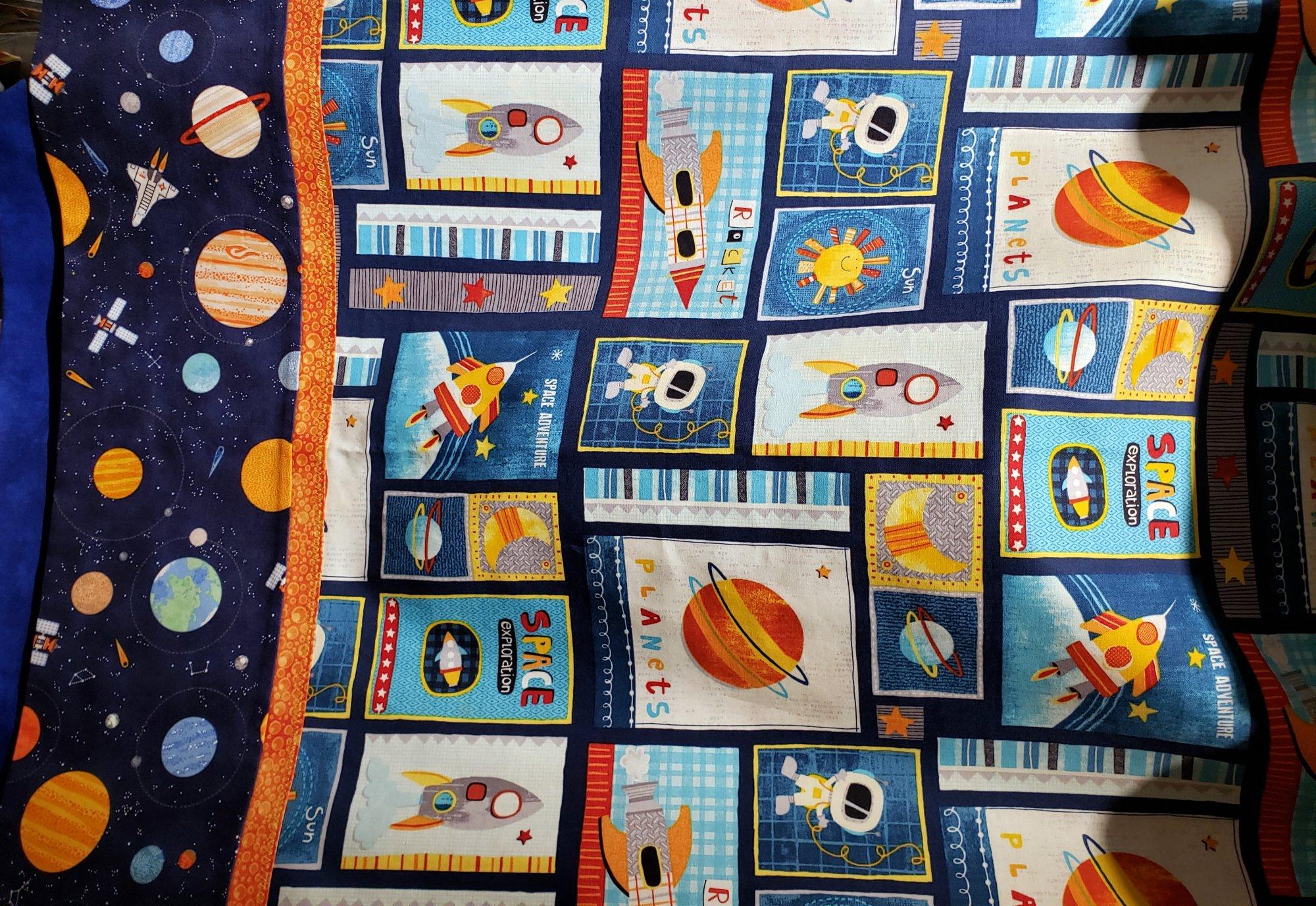Pillowcase Kit - Space Adventure