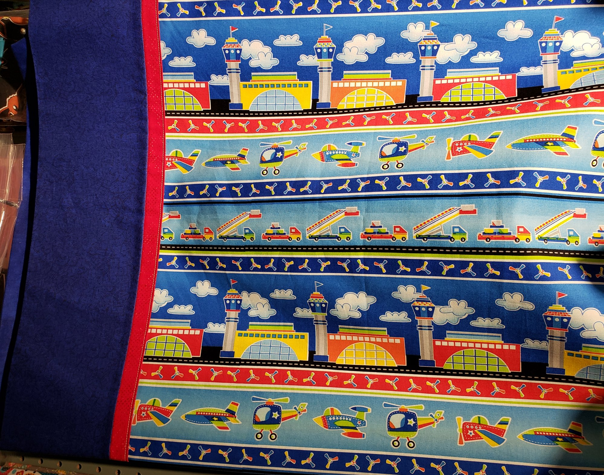 Pillowcase Kit - Air Show