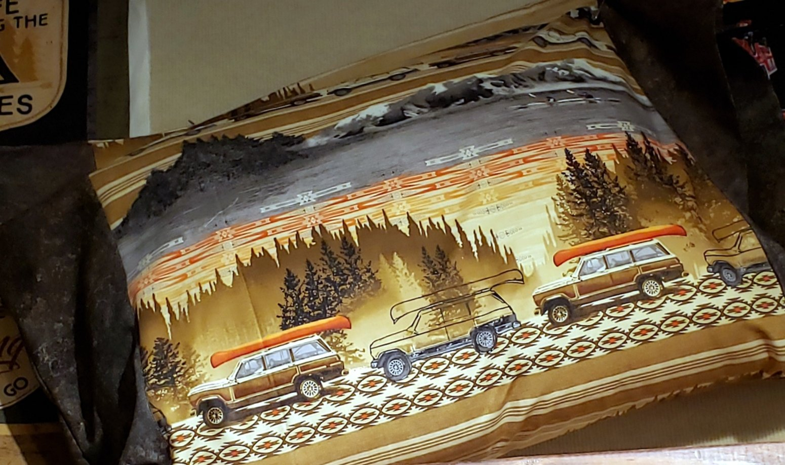 Panel Pillowcase Kit - Jeep