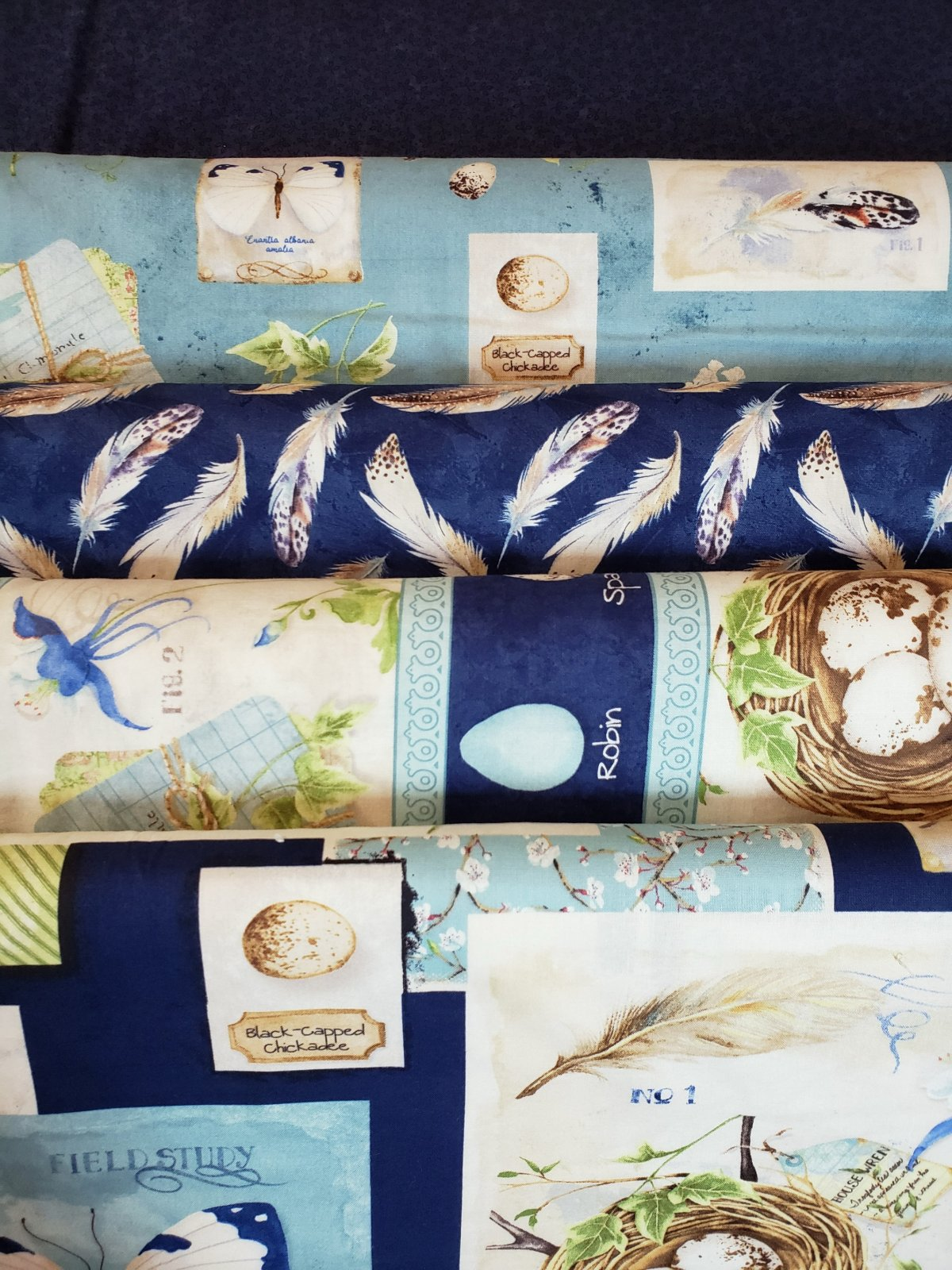 5 Yard Bundles - Nature's Studio