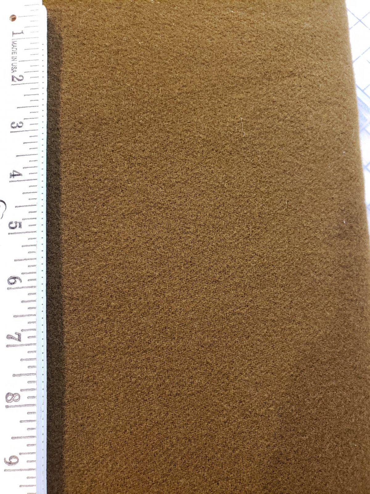 Wool - Brown