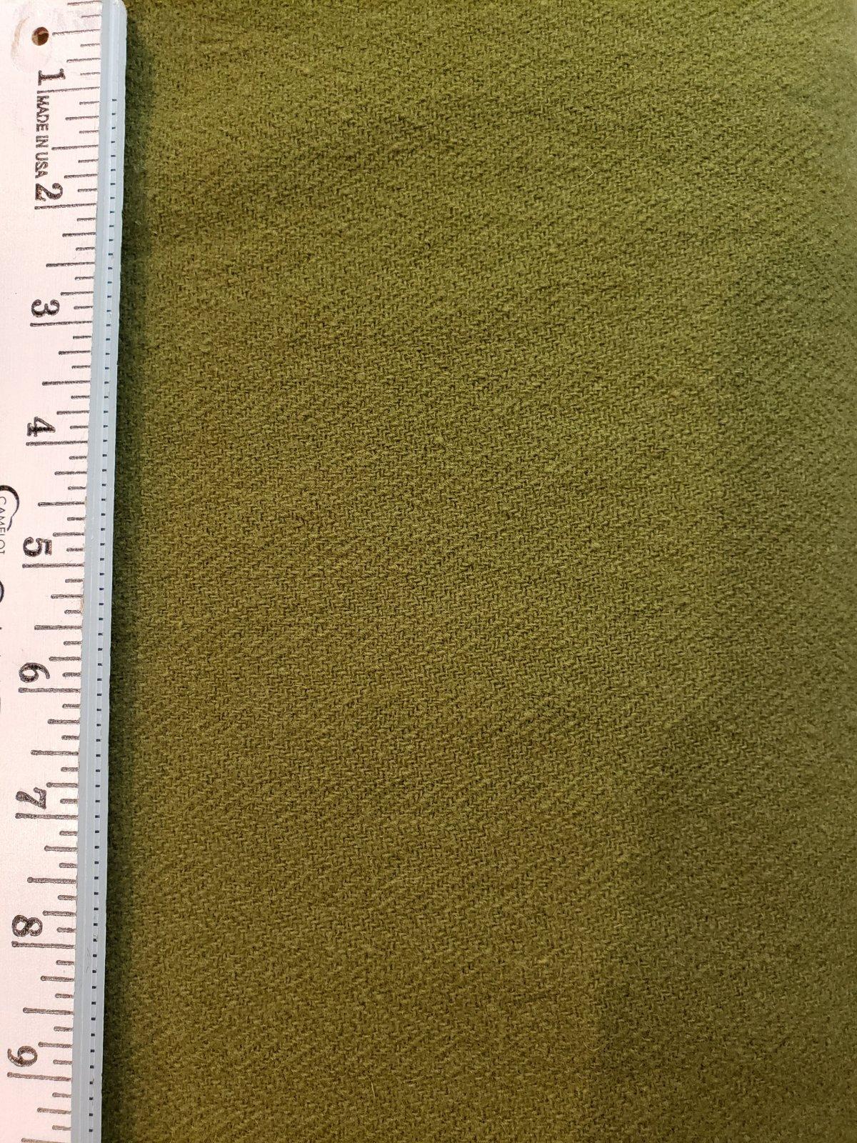 Wool - Moss Green