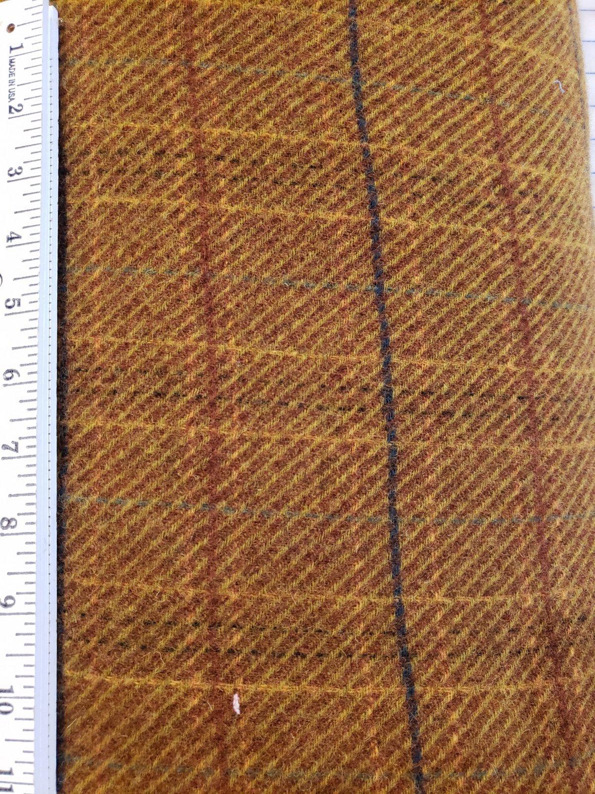 Wool - Fall Plaid