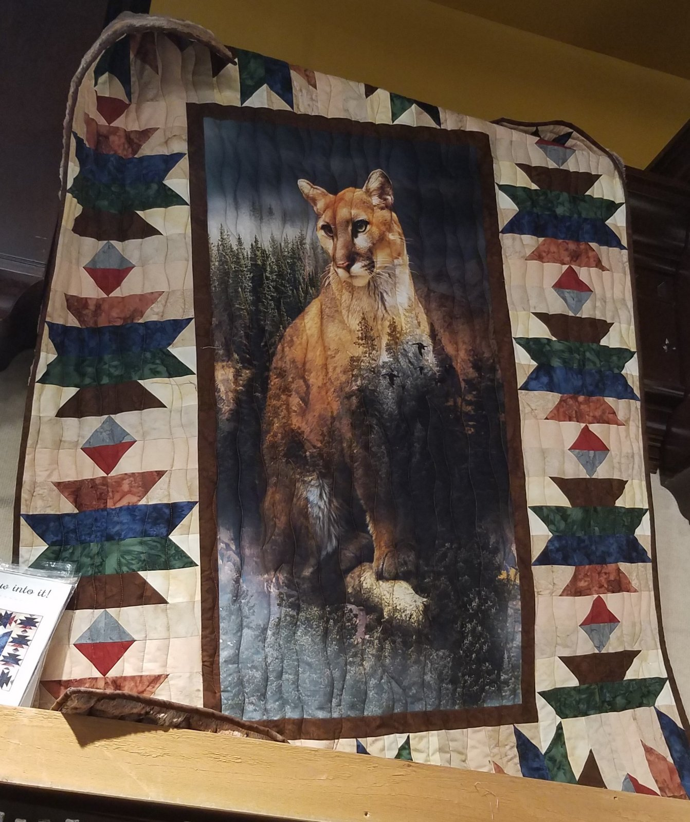 Call of the Wild Border Kit with Cougar Panel