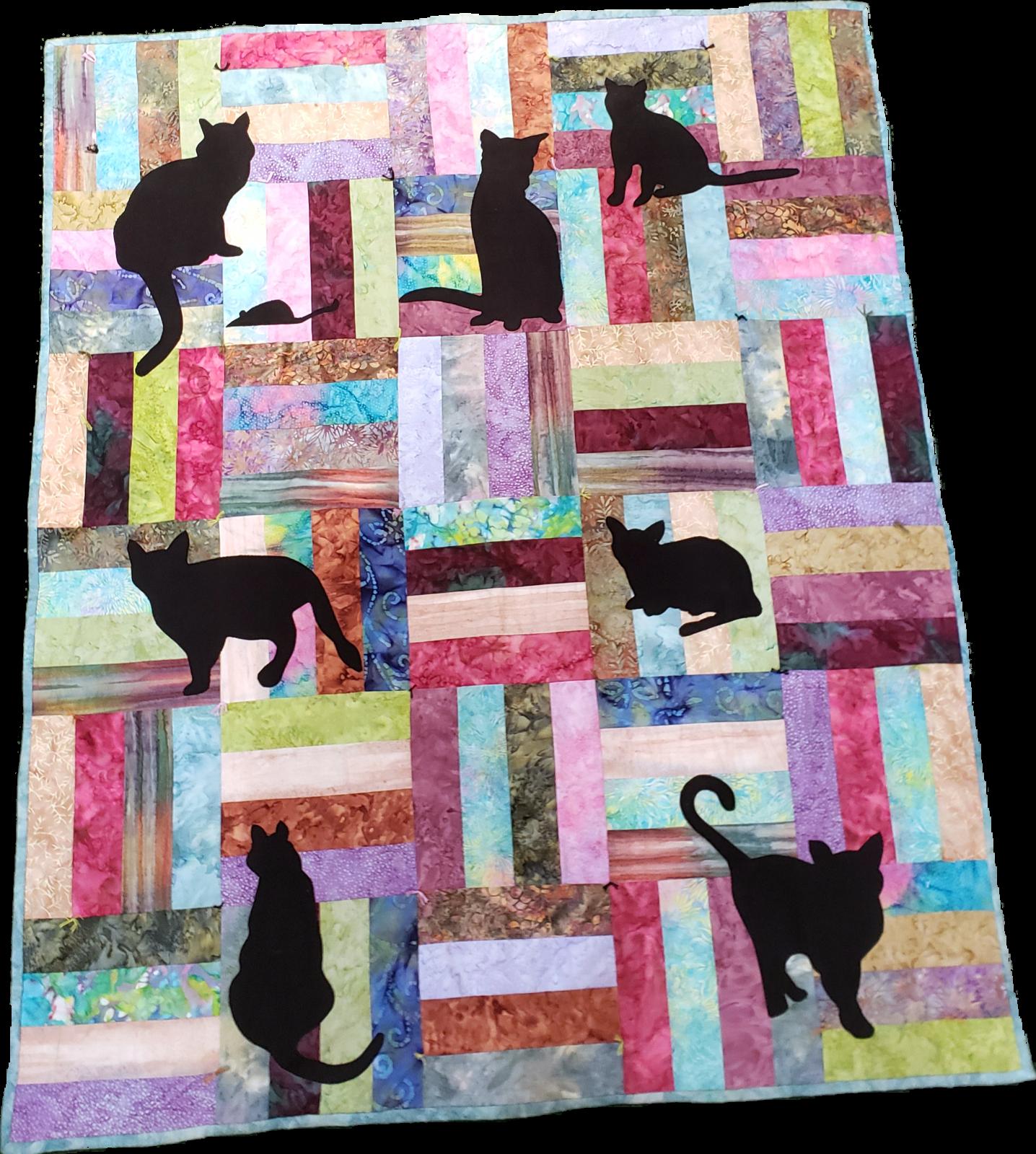 Lap Kitties Kit - 50 by 60