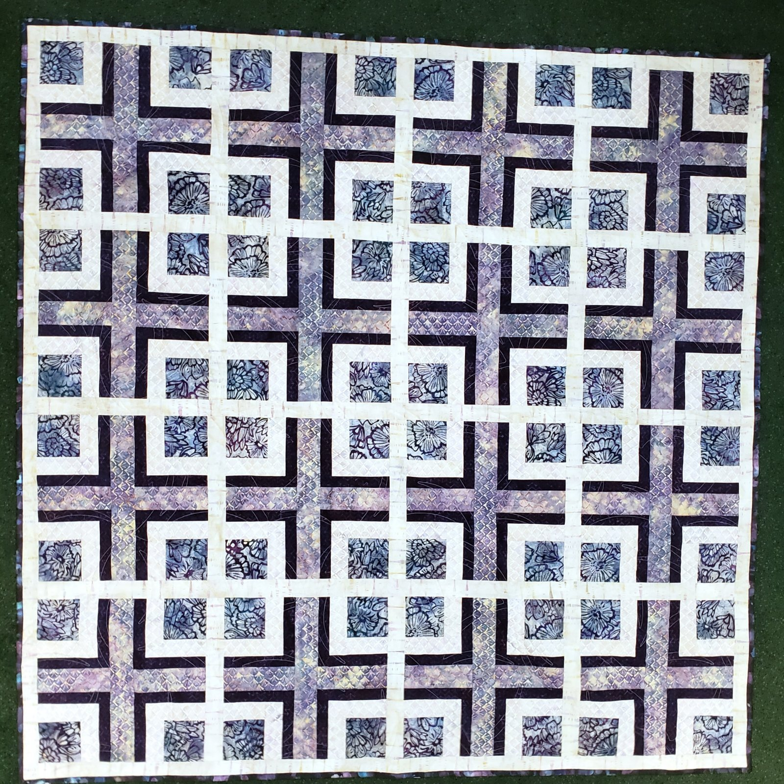 5 Yard Quilt Kit - Plaid