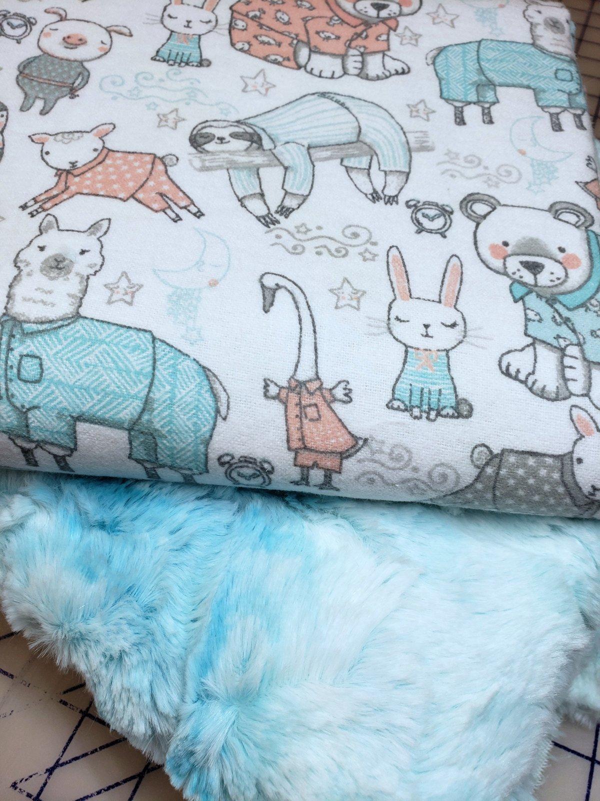 5 Minute Miter Kit - Toddler Size - Pajama Party