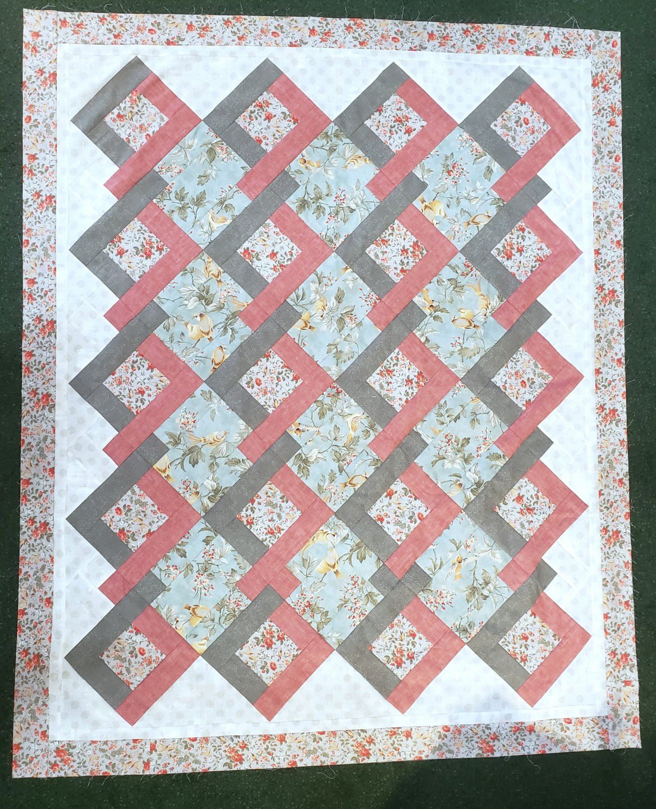5 Yard Quilt Kit - Daybreak