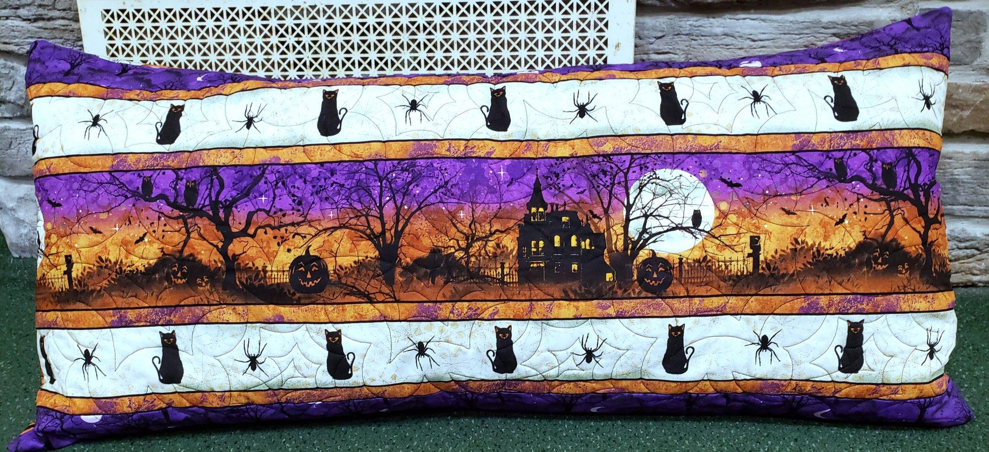 Bench Pillow Kit - Frightful Night