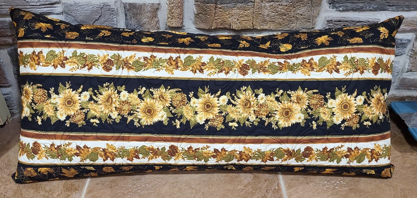 Bench Pillow Kit - Autumn Bounty