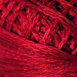 Valdani 3 Strand Floss - Turkey Red
