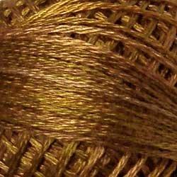 Valdani 3 Strand Floss - Tarnished Gold