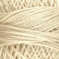 Valdani 12wt Pearl Cotton Solid - Ivory
