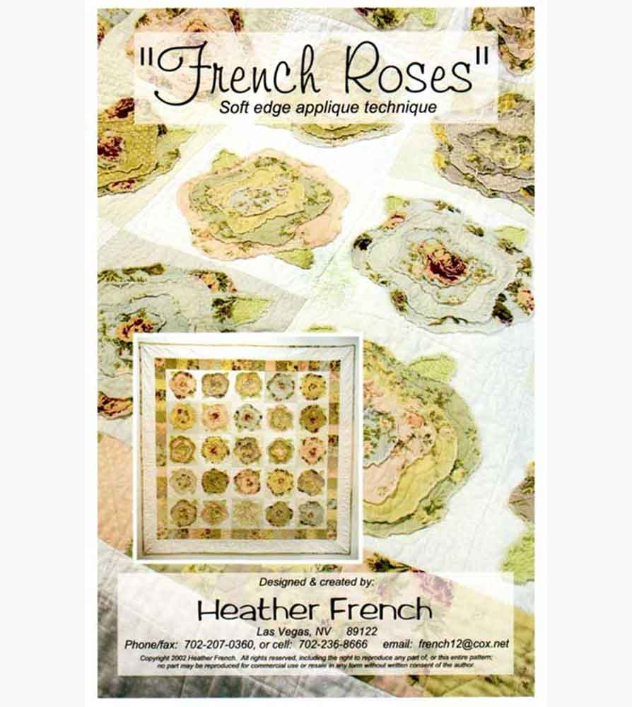 French Roses Pattern