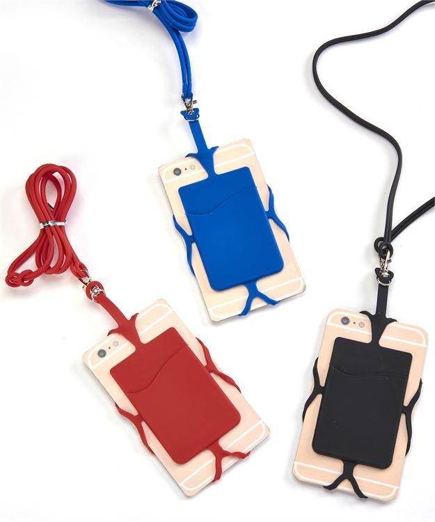 Silicone Phone Lanyard