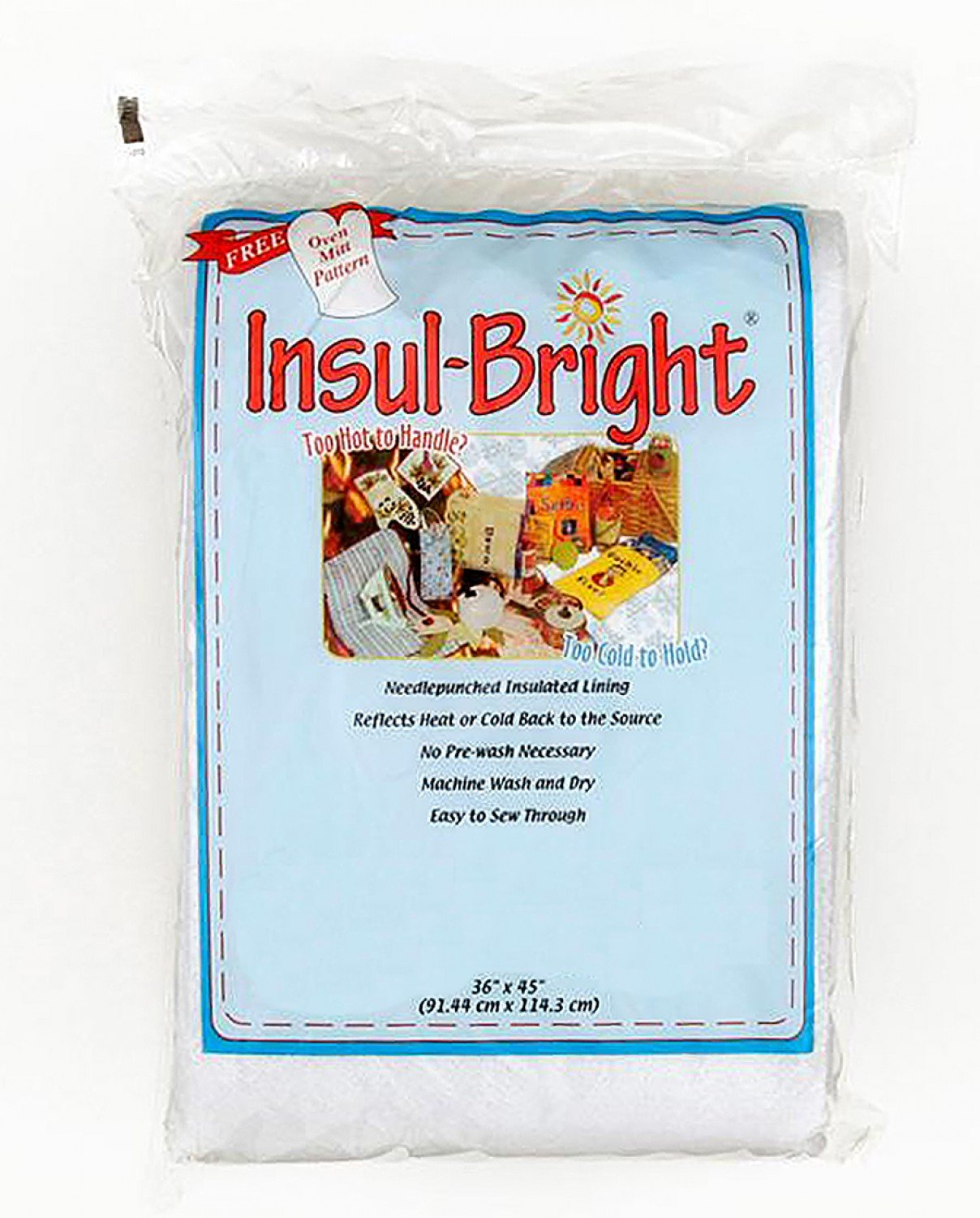 InsulBright Batting 36 x 45