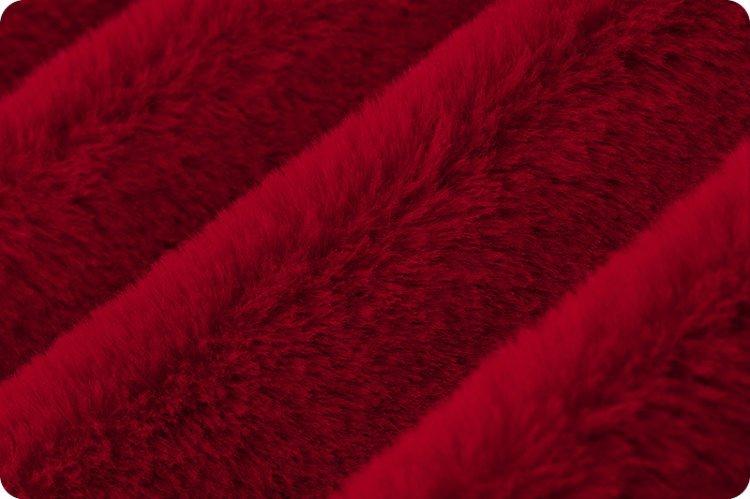 Luxe Cuddle Seal - Cardinal