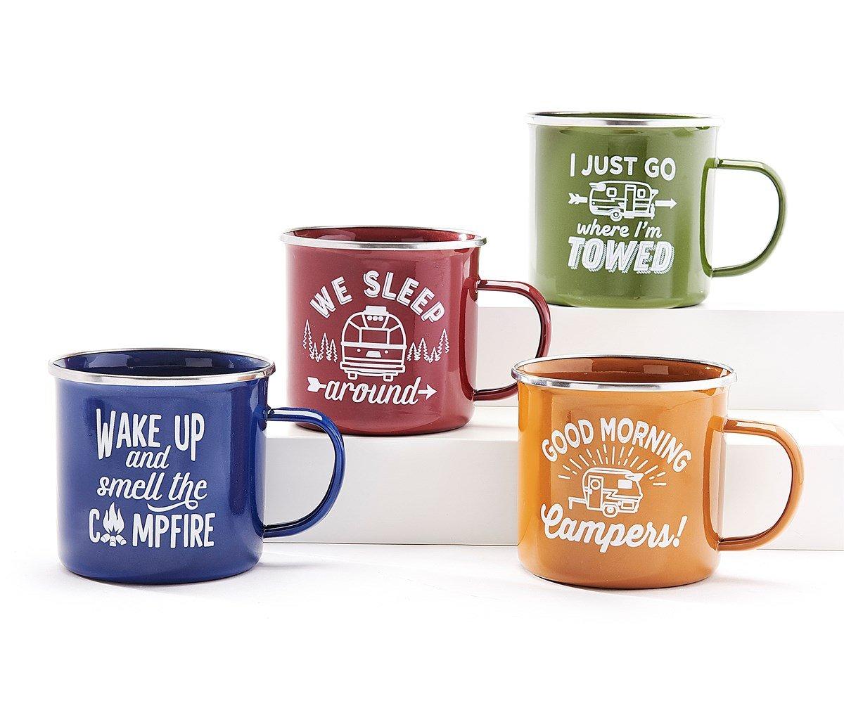 Campers Thermal Coffee Mug