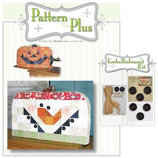 Jack & Snowman Cozy Cover Pattern Pak Plus