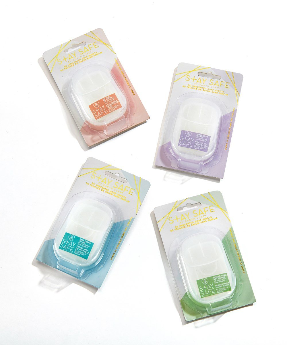 Unscented Soap Sheets