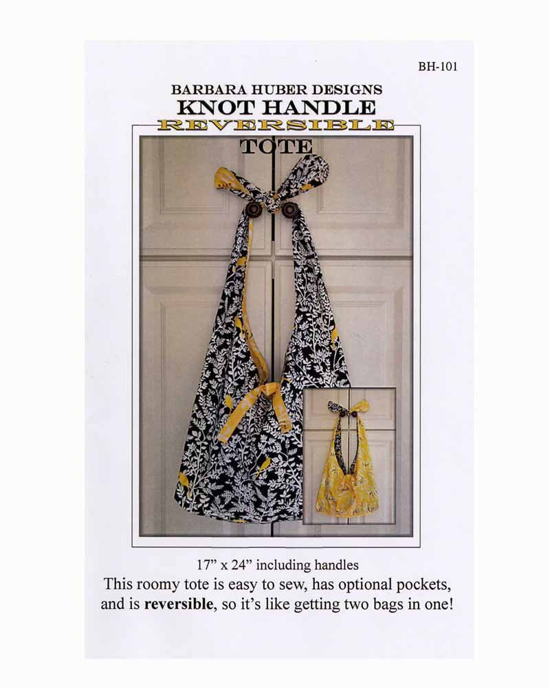 Knot Handle Tote Pattern