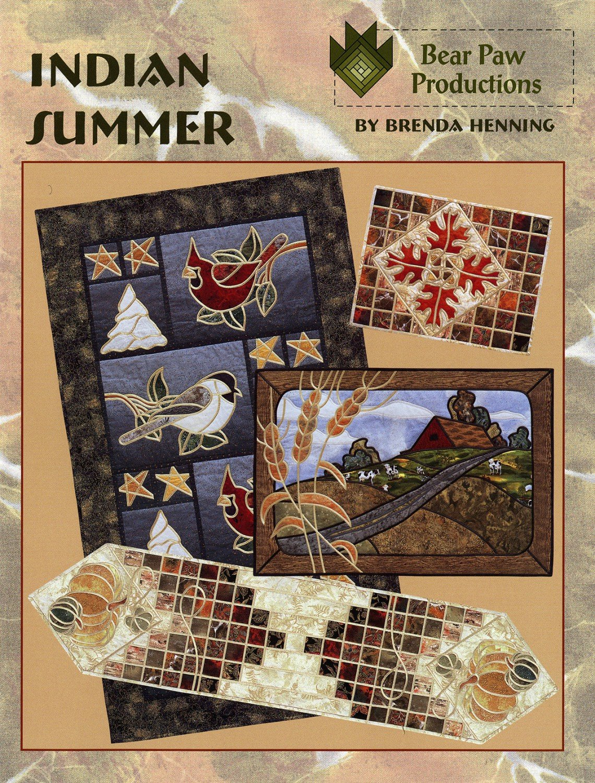 Indian Summer Book