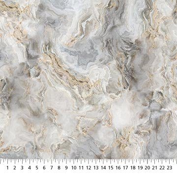 Swept Away - Marble 2 - Grey