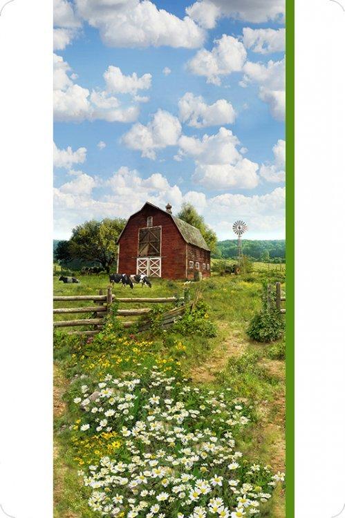 Hoffman Digital Cuddle - Farm Panel