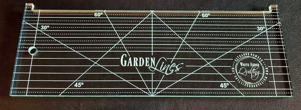 Garden Lines Ruler
