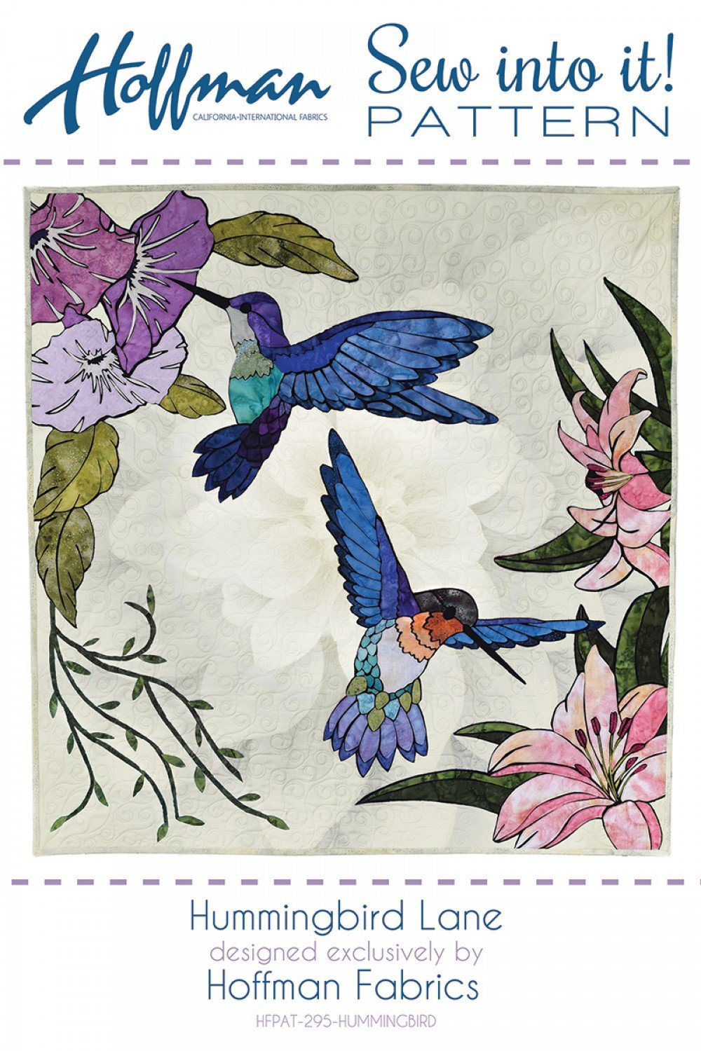 Hummingbird Lane Pattern