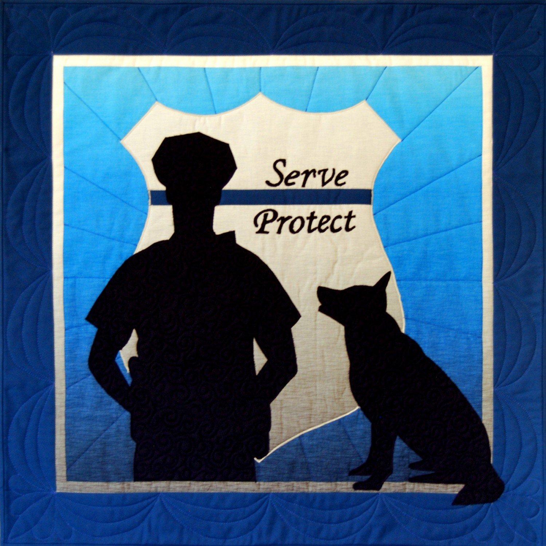Police Officer Pattern