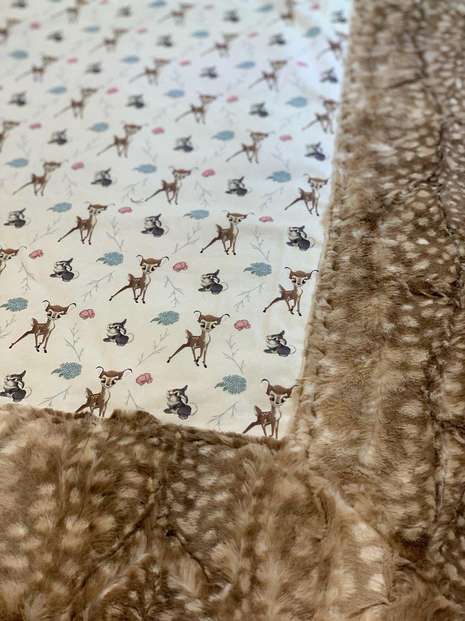 5 Minute Miter Kit - Toddler Size - Cotton Bambi