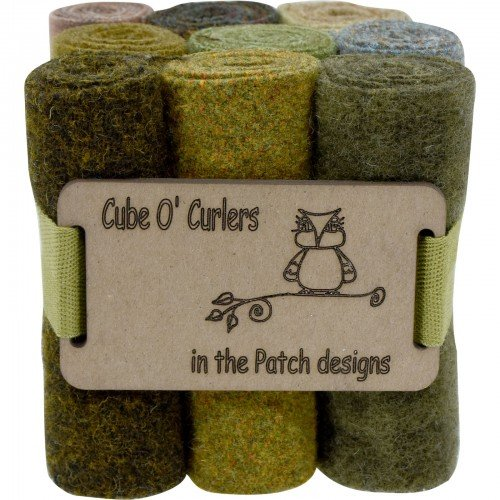 Cube O' Curlers Wool Pack - Mother Earth
