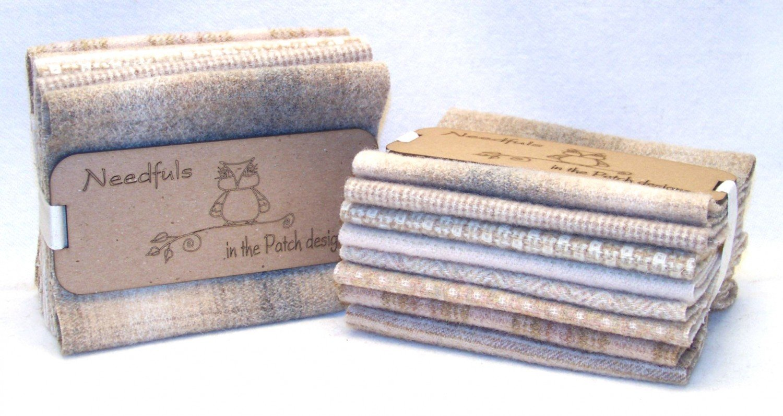 Woolen Needfuls - Dirty Snowman