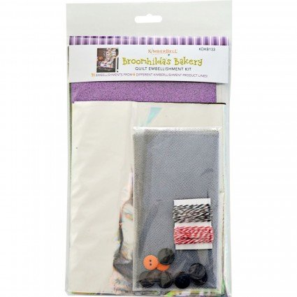Broomhilda's Bakery Embellishment Kit