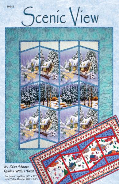 Scenic View's three Panels