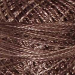 Valdani 12wt Pearl Cotton Variegated - Chimney Dust