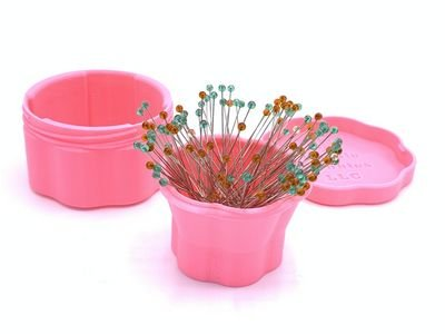 Magnetic Pin Cups - Pink