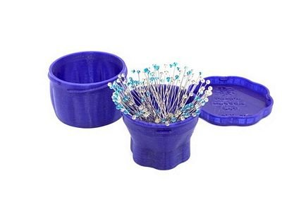 Magnetic Pin Cups - Starry Night