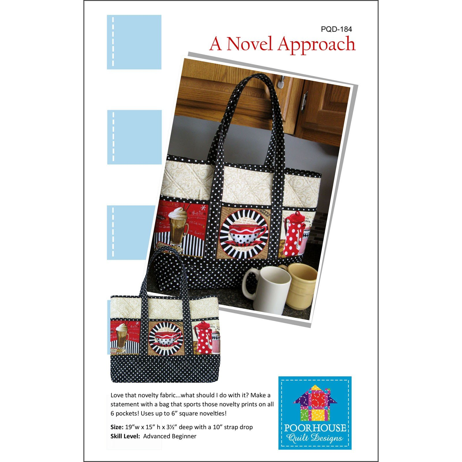 A Novel Approach Tote Bag