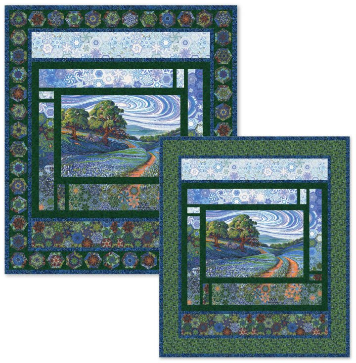Winding Way Quilt Pattern