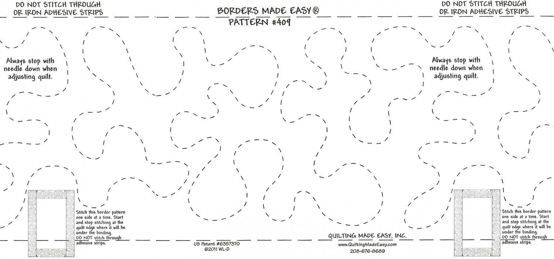 Borders Made Easy 5 Stipple