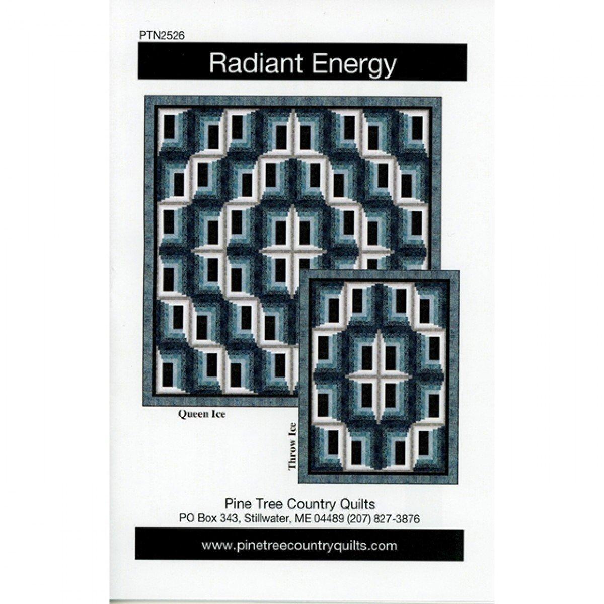 Radiant Energy Queen Quilt Kit