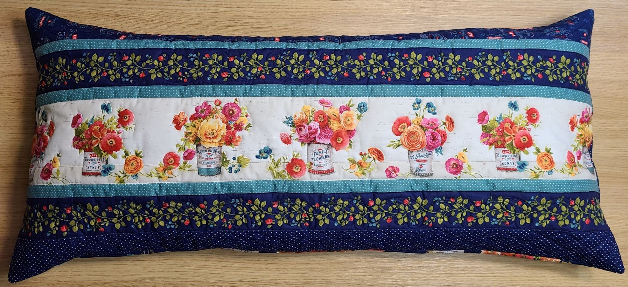 Bench Pillow Kit - Roots of Love