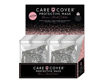 Care Cover Protective Masks  Shimmer & Shield Collection